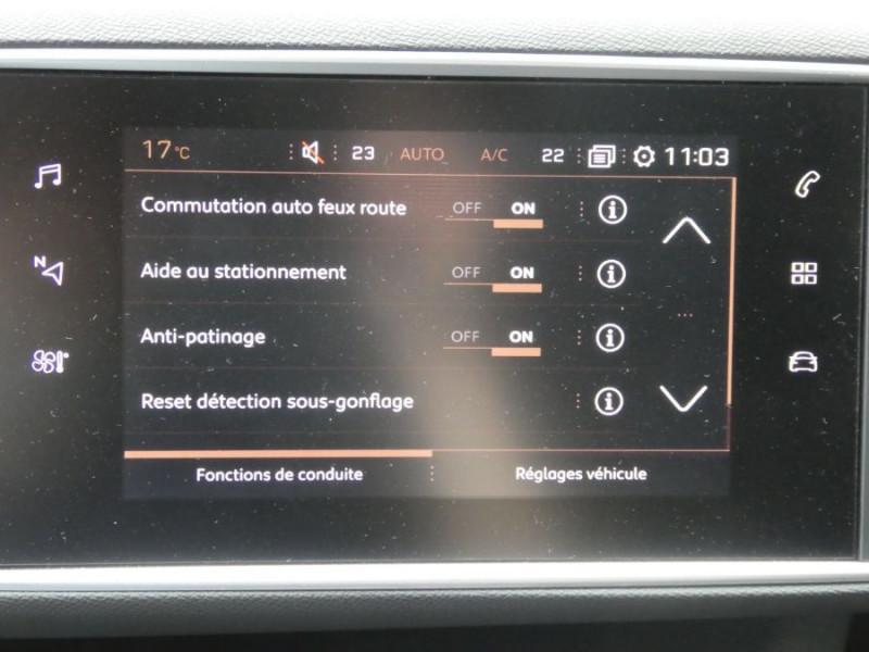 Photo 13 de l'offre de PEUGEOT 308 II (2) 1.2 PureTech 130 BV6 ALLURE JA17 à 18790€ chez Mérignac auto