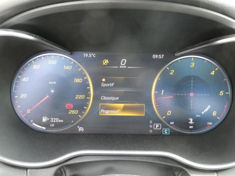 Photo 15 de l'offre de MERCEDES-BENZ CLASSE C IV 200 D 160 9G-Tronic AMG LINE JA18 LED Camera à 32950€ chez Mérignac auto