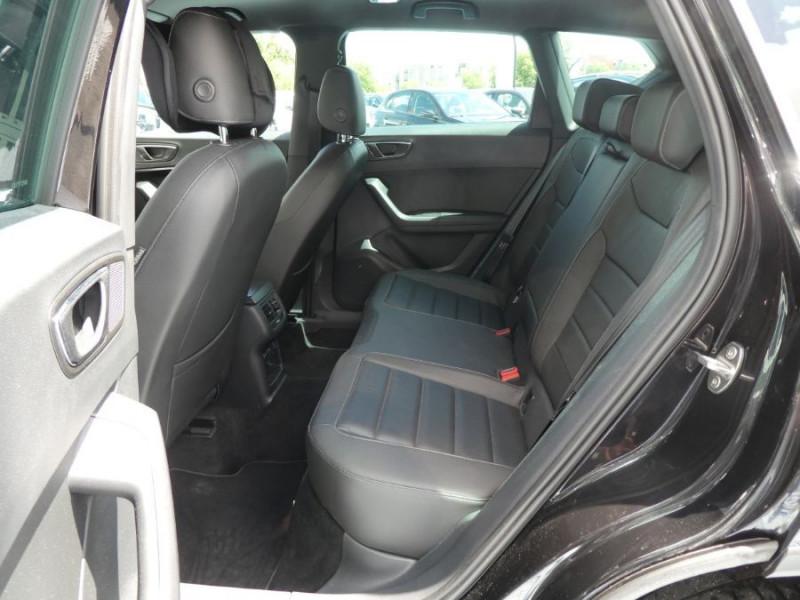 Photo 7 de l'offre de SEAT ATECA 2.0 TDI 150 BV6 4DRIVE XCELLENCE CUIR TOE JA19 à 26490€ chez Mérignac auto