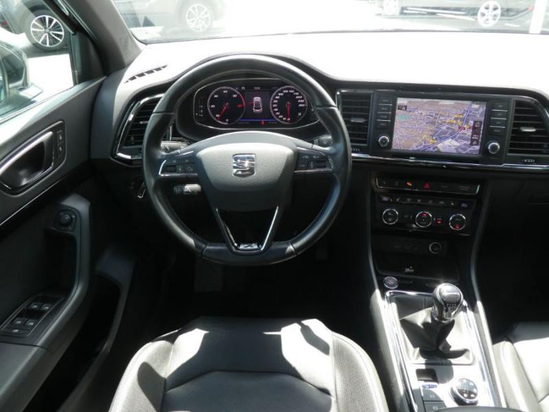 Photo 11 de l'offre de SEAT ATECA 2.0 TDI 150 BV6 4DRIVE XCELLENCE CUIR TOE JA19 à 26490€ chez Mérignac auto