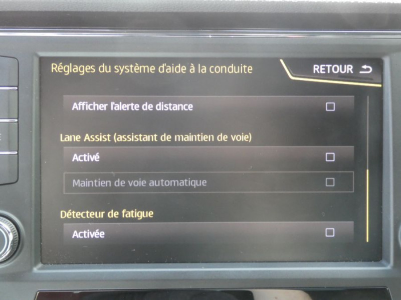 Photo 18 de l'offre de SEAT ATECA 2.0 TDI 150 BV6 4DRIVE XCELLENCE CUIR TOE JA19 à 26490€ chez Mérignac auto