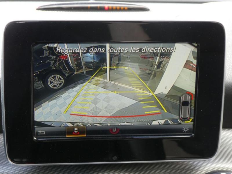 Photo 15 de l'offre de MERCEDES-BENZ GLA 200 CDI 7G-DCT 4MATIC GPS Caméra Bi-Xénon Hayon EL. à 24500€ chez Mérignac auto
