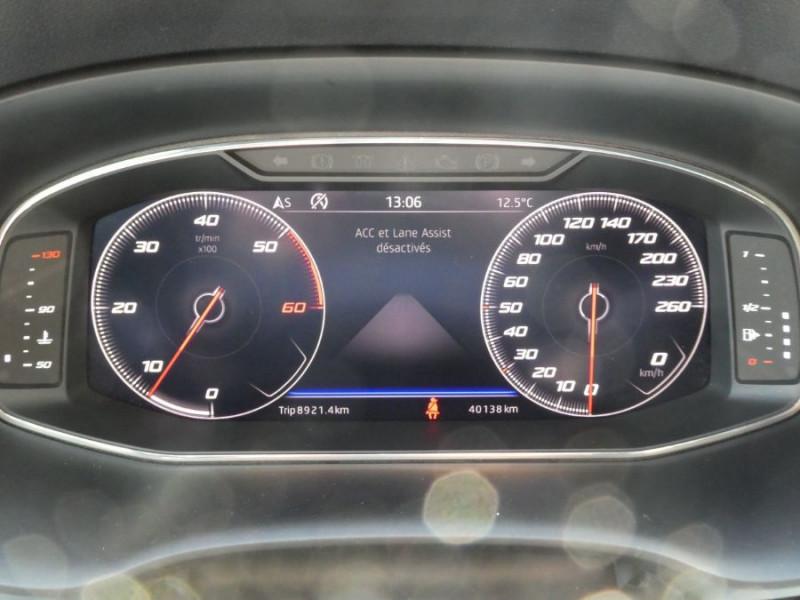 Photo 13 de l'offre de SEAT ATECA 2.0 TDI 150 BV6 4DRIVE XCELLENCE CUIR TOE JA19 à 26490€ chez Mérignac auto