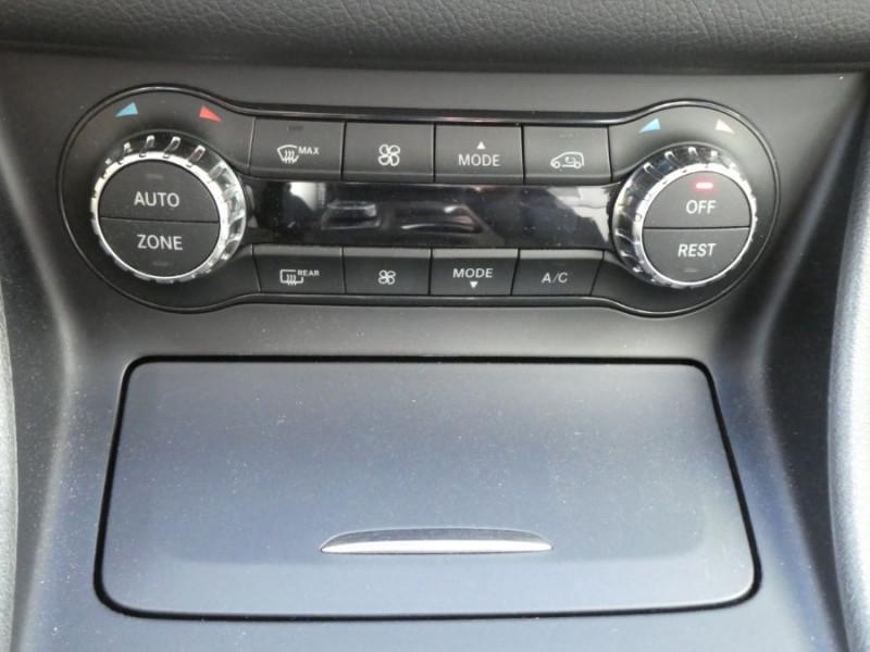 Photo 19 de l'offre de MERCEDES-BENZ GLA 200 CDI 7G-DCT 4MATIC GPS Caméra Bi-Xénon Hayon EL. à 24500€ chez Mérignac auto