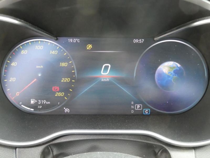 Photo 17 de l'offre de MERCEDES-BENZ CLASSE C IV 200 D 160 9G-Tronic AMG LINE JA18 LED Camera à 32950€ chez Mérignac auto