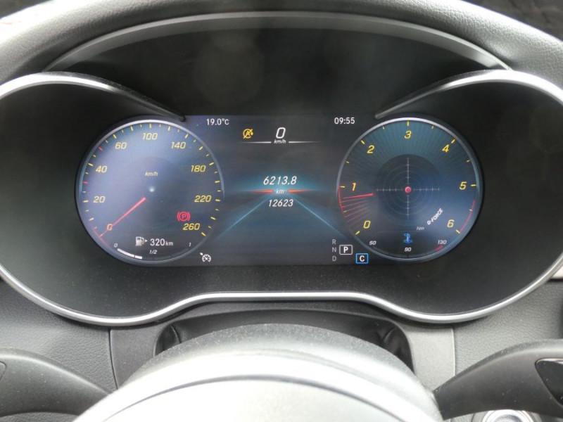 Photo 13 de l'offre de MERCEDES-BENZ CLASSE C IV 200 D 160 9G-Tronic AMG LINE JA18 LED Camera à 32950€ chez Mérignac auto