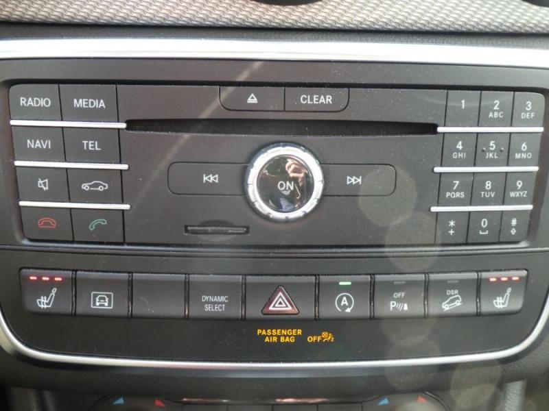 Photo 16 de l'offre de MERCEDES-BENZ GLA 200 CDI 7G-DCT 4MATIC GPS Caméra Bi-Xénon Hayon EL. à 24500€ chez Mérignac auto
