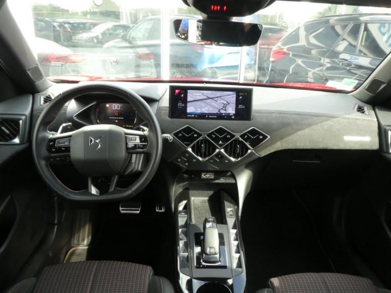 Photo 6 de l'offre de DS DS3 CROSSBACK BlueHDi 130 EAT8 PERFORMANCE LINE + Matrix 1ère Main à 26900€ chez Mérignac auto