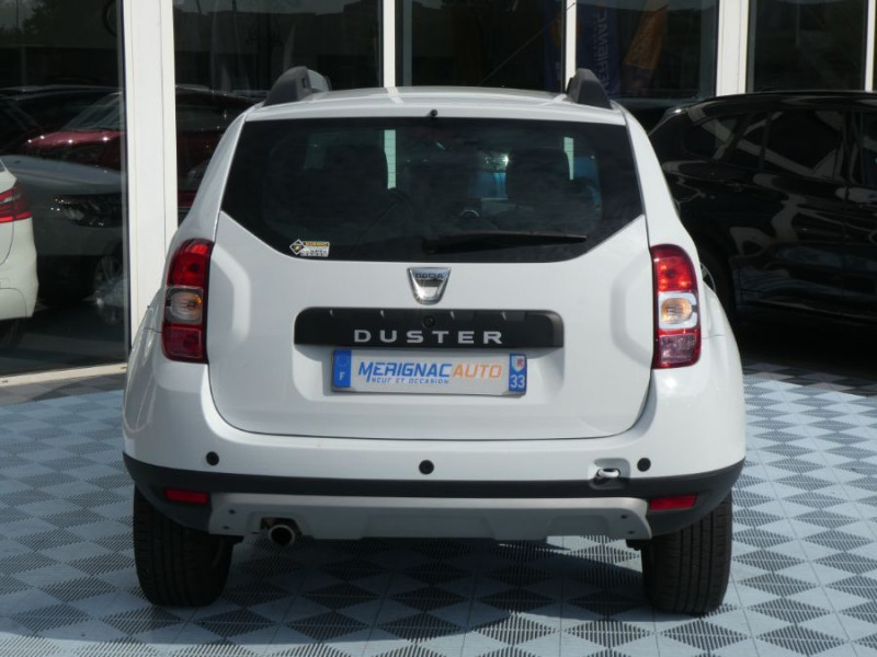 Photo 15 de l'offre de DACIA DUSTER 1.5 DCi 110 BV6 4X2 PRESTIGE CUIR GPS à 12250€ chez Mérignac auto