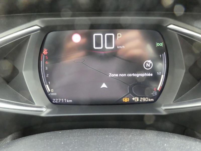 Photo 13 de l'offre de DS DS3 CROSSBACK BlueHDi 130 EAT8 PERFORMANCE LINE + Matrix 1ère Main à 26900€ chez Mérignac auto