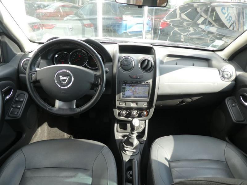 Photo 6 de l'offre de DACIA DUSTER 1.5 DCi 110 BV6 4X2 PRESTIGE CUIR GPS à 12250€ chez Mérignac auto