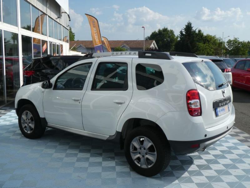 Photo 3 de l'offre de DACIA DUSTER 1.5 DCi 110 BV6 4X2 PRESTIGE CUIR GPS à 12250€ chez Mérignac auto