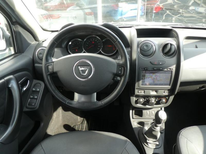 Photo 11 de l'offre de DACIA DUSTER 1.5 DCi 110 BV6 4X2 PRESTIGE CUIR GPS à 12250€ chez Mérignac auto