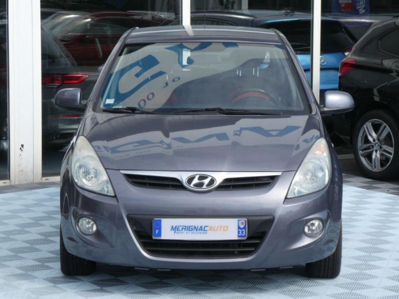 Photo 14 de l'offre de HYUNDAI I20 1.4 CRDI 90 PACK COLOR CONFORT 5P à 5490€ chez Mérignac auto