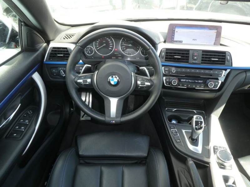 Photo 9 de l'offre de BMW SERIE 4 CABRIOLET (F33) 430i 252 BVA8 M SPORT Gtie 02/23 à 42990€ chez Mérignac auto