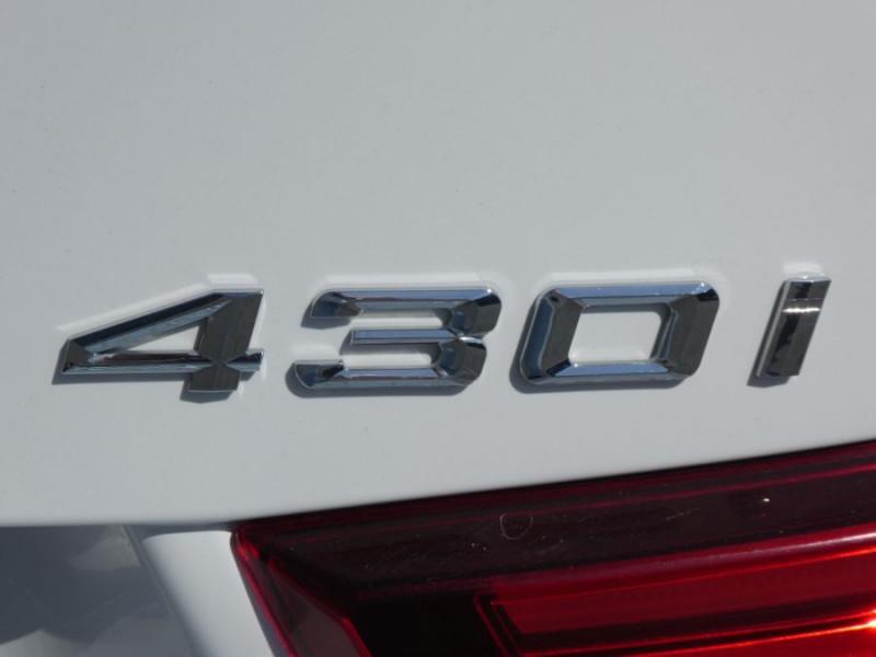 Photo 18 de l'offre de BMW SERIE 4 CABRIOLET (F33) 430i 252 BVA8 M SPORT Gtie 02/23 à 42990€ chez Mérignac auto