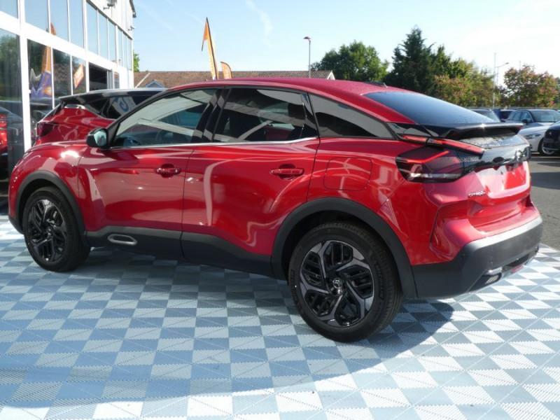 Photo 3 de l'offre de CITROEN C4 PureTech 130 EAT8 SHINE HIGHWAY Assist Induction TOIT Ouvrant à 27200€ chez Mérignac auto