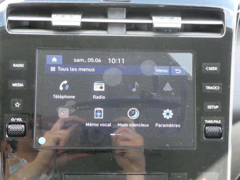 Photo 20 de l'offre de HYUNDAI TUCSON IV 1.6 CRDI 136 DCT-7 HYBRID 48V 2WD CREATIVE Export à 33250€ chez Mérignac auto