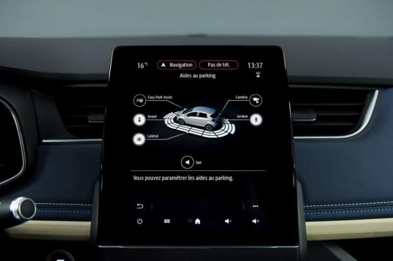 Photo 11 de l'offre de RENAULT ZOE R135 EXCEPTION CUIR GPS Bose Achat Intégral à 22950€ chez Mérignac auto