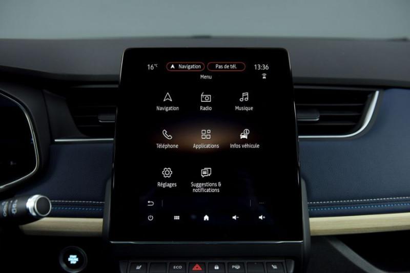 Photo 14 de l'offre de RENAULT ZOE R135 EXCEPTION CUIR GPS Bose Achat Intégral à 22950€ chez Mérignac auto