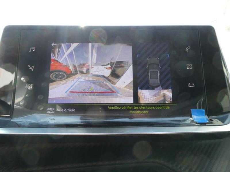 Photo 13 de l'offre de PEUGEOT 2008 II 1.2 PureTech 130 EAT8 ALLURE GPS Camera à 26970€ chez Mérignac auto