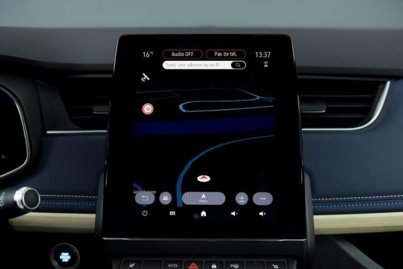 Photo 12 de l'offre de RENAULT ZOE R135 EXCEPTION CUIR GPS Bose Achat Intégral à 22950€ chez Mérignac auto