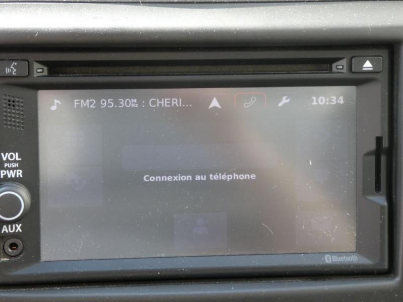 Photo 16 de l'offre de SUZUKI SX4 S-CROSS 1.6 VVT 120 BVA CVT ALLGRIP STYLE CUIR TOE Attel. à 12450€ chez Mérignac auto