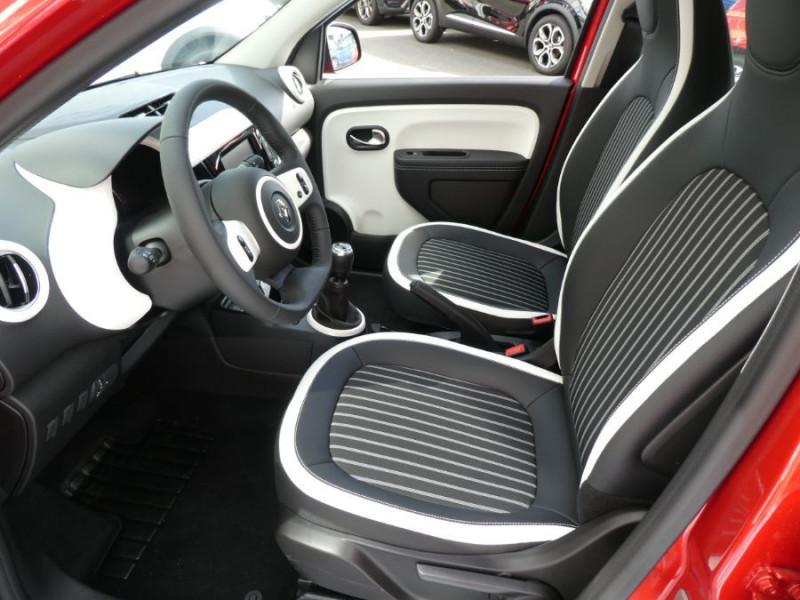 """Photo 7 de l'offre de RENAULT TWINGO III (2) 1.0 SCe 75 INTENS Ecran 7"""" Pack Confort Clim Auto à 12480€ chez Mérignac auto"""