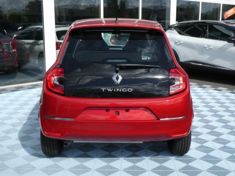 """Photo 5 de l'offre de RENAULT TWINGO III (2) 1.0 SCe 75 INTENS Ecran 7"""" Pack Confort Clim Auto à 12480€ chez Mérignac auto"""