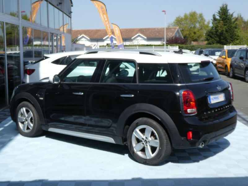 Photo 4 de l'offre de MINI COUNTRYMAN (F60) 1.5i 136 BVA7 COOPER GPS Camera Hayon elec. Gtie 01/23 à 28450€ chez Mérignac auto