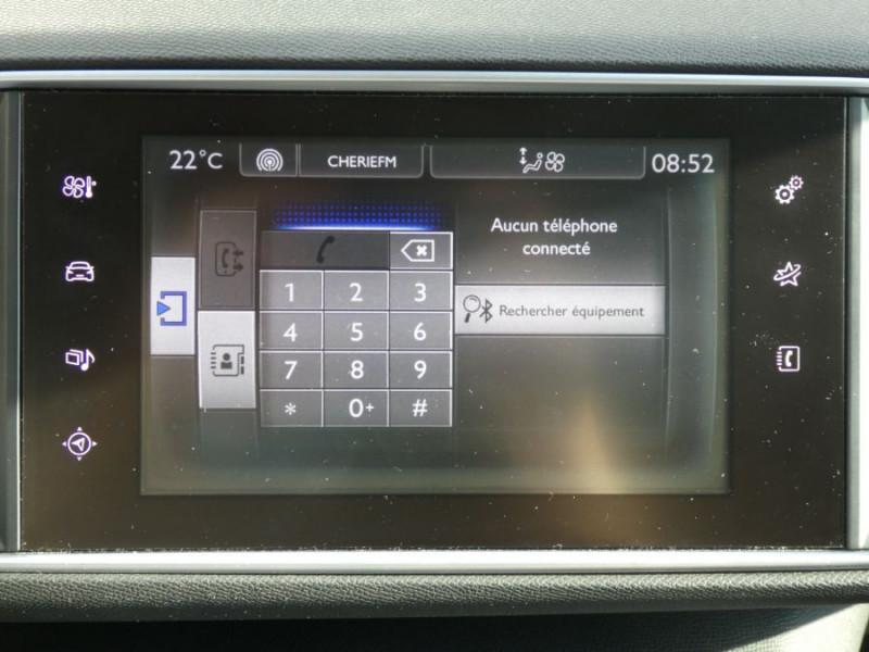 Photo 17 de l'offre de PEUGEOT 308 SW 1.6 BlueHDi 120 EAT6 ALLURE Radars à 14290€ chez Mérignac auto