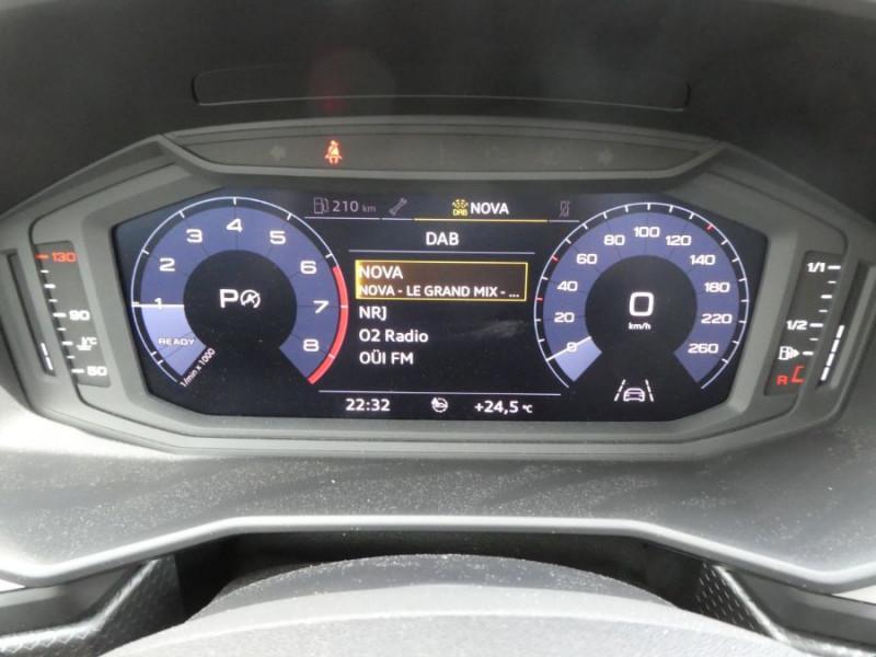 Photo 13 de l'offre de AUDI A1 SPORTBACK II 30 TFSI 116 S tronic 7 SPORT à 23850€ chez Mérignac auto
