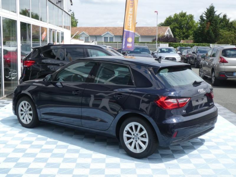Photo 4 de l'offre de AUDI A1 SPORTBACK II 30 TFSI 116 S tronic 7 SPORT à 23850€ chez Mérignac auto