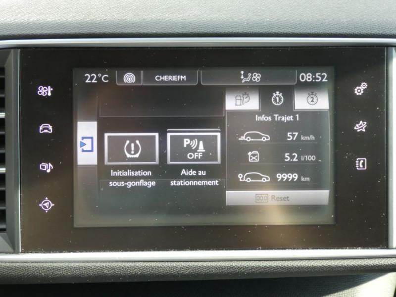 Photo 14 de l'offre de PEUGEOT 308 SW 1.6 BlueHDi 120 EAT6 ALLURE Radars à 14290€ chez Mérignac auto