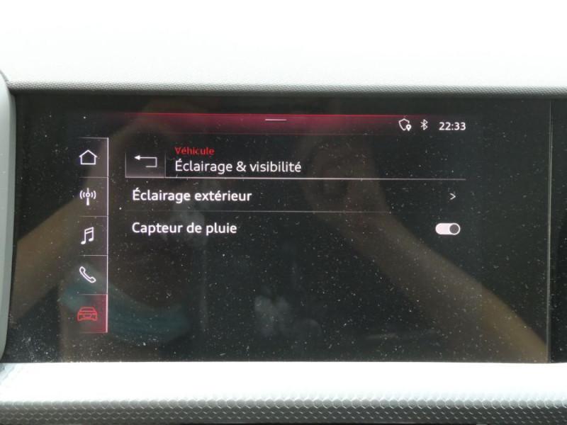 Photo 18 de l'offre de AUDI A1 SPORTBACK II 30 TFSI 116 S tronic 7 SPORT à 23850€ chez Mérignac auto