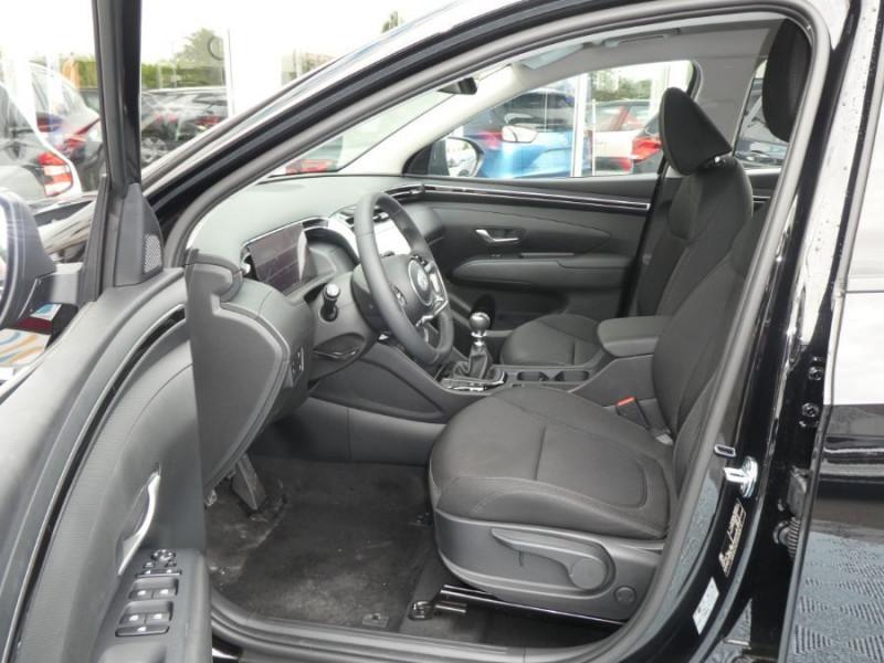 Photo 5 de l'offre de HYUNDAI TUCSON IV 1.6 T-GDI 150 BV6 2WD CREATIVE Export à 29390€ chez Mérignac auto