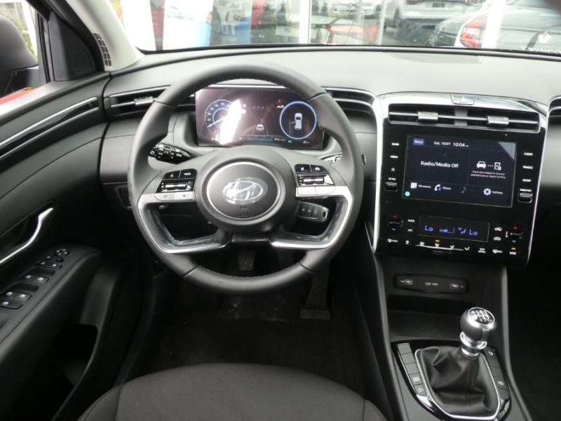 Photo 11 de l'offre de HYUNDAI TUCSON IV 1.6 T-GDI 150 BV6 2WD CREATIVE Export à 29390€ chez Mérignac auto