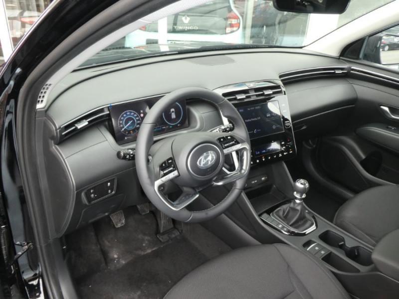 Photo 9 de l'offre de HYUNDAI TUCSON IV 1.6 T-GDI 150 BV6 2WD CREATIVE Export à 29390€ chez Mérignac auto