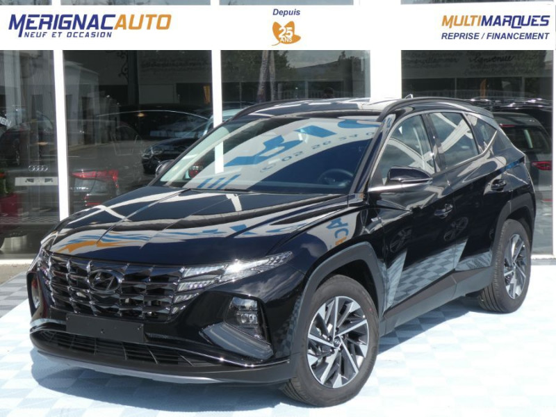Hyundai TUCSON IV 1.6 T-GDI 150 BV6 2WD CREATIVE Export ESSENCE PHANTOM BLACK Neuf à vendre