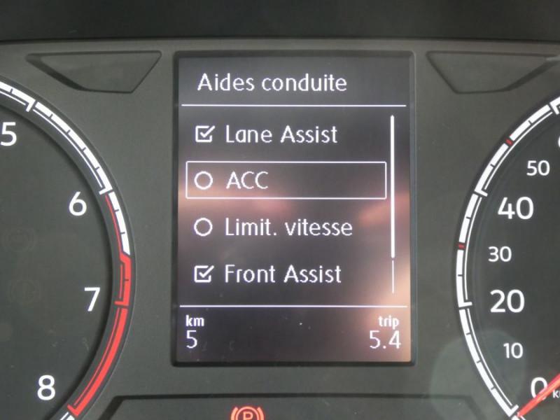 Photo 13 de l'offre de VOLKSWAGEN T-CROSS 1.0 TSI 110 DSG7 LOUNGE PACK BLACK Camera JA17 (8 Options) à 24980€ chez Mérignac auto