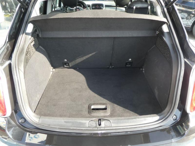 Photo 8 de l'offre de FIAT 500 X 1.6 MultiJet 120 BV6 CROSS Grip Control à 11450€ chez Mérignac auto