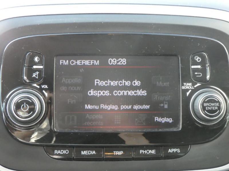 Photo 14 de l'offre de FIAT 500 X 1.6 MultiJet 120 BV6 CROSS Grip Control à 11450€ chez Mérignac auto