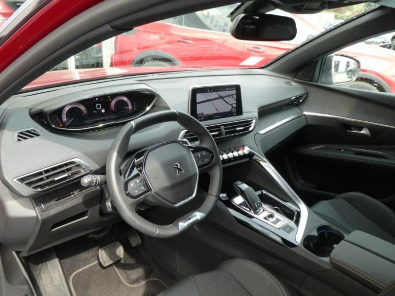 Photo 9 de l'offre de PEUGEOT 3008 BlueHDi 130 EAT8 GT LINE Pack City II à 30650€ chez Mérignac auto