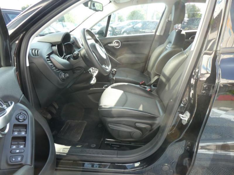Photo 5 de l'offre de FIAT 500 X 1.6 MultiJet 120 BV6 CROSS Grip Control à 11450€ chez Mérignac auto