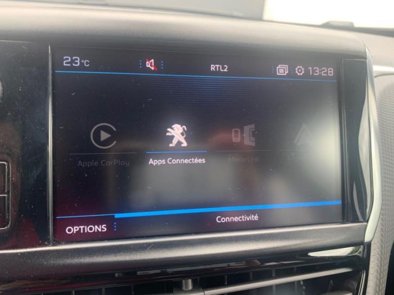 Photo 15 de l'offre de PEUGEOT 2008 II PureTech 130 BV6 GT LINE GPS Camera 1ère Main à 15980€ chez Mérignac auto