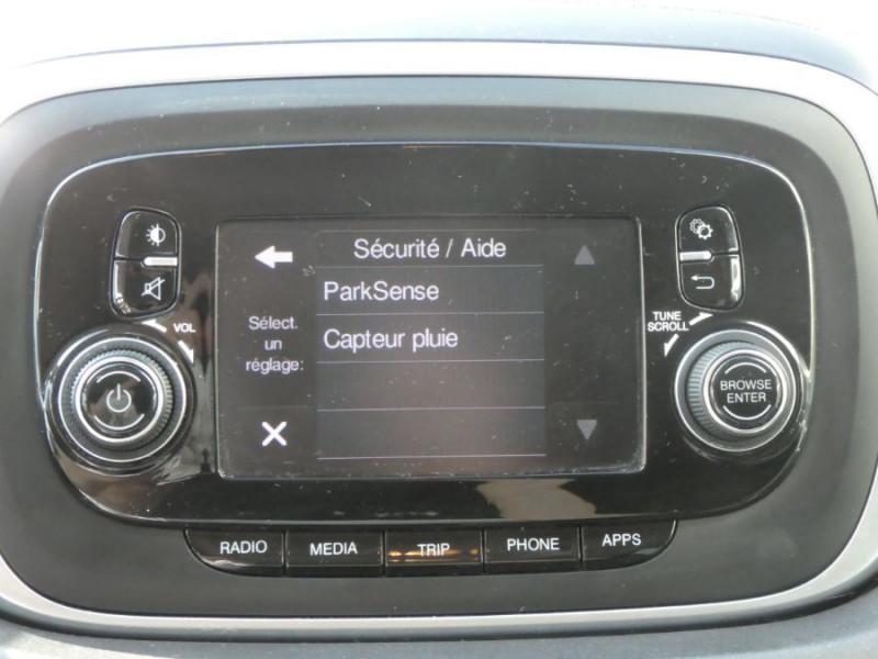 Photo 15 de l'offre de FIAT 500 X 1.6 MultiJet 120 BV6 CROSS Grip Control à 11450€ chez Mérignac auto