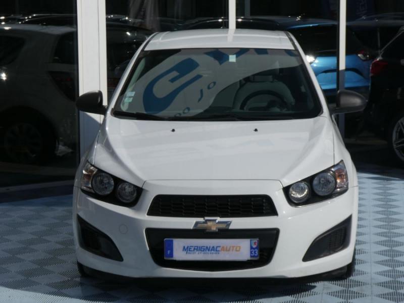 Photo 14 de l'offre de CHEVROLET AVEO 1.3 VCDI 75 LS+ CLIM 5P à 6750€ chez Mérignac auto