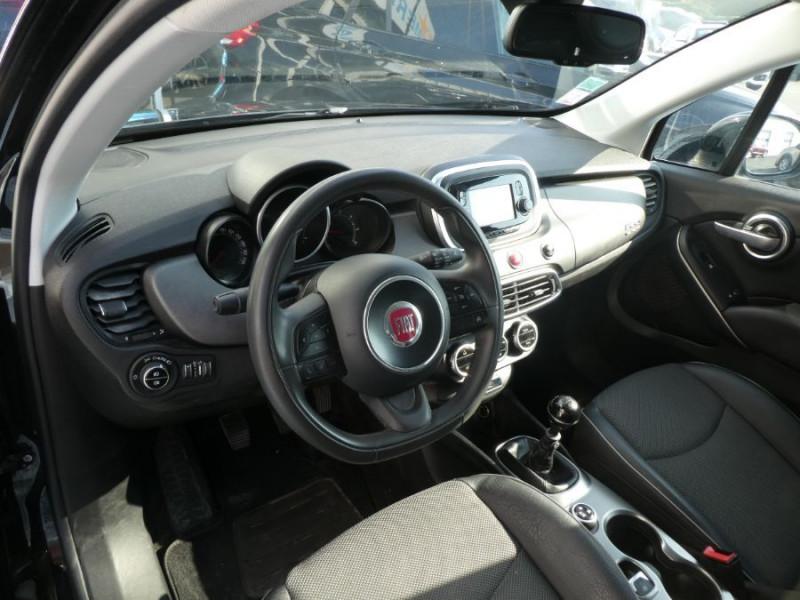 Photo 9 de l'offre de FIAT 500 X 1.6 MultiJet 120 BV6 CROSS Grip Control à 11450€ chez Mérignac auto