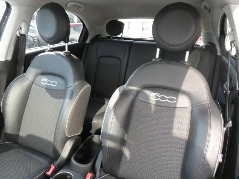 Photo 10 de l'offre de FIAT 500 X 1.6 MultiJet 120 BV6 CROSS Grip Control à 11450€ chez Mérignac auto
