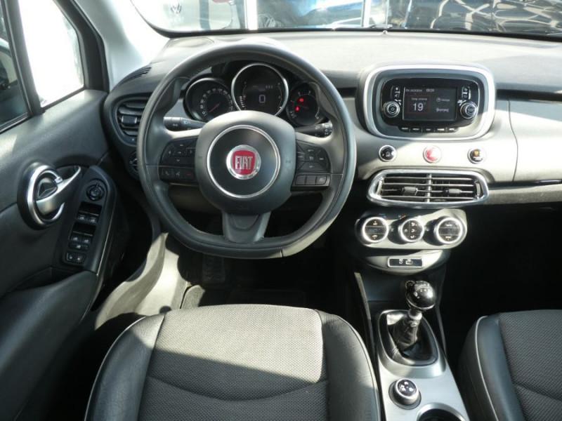 Photo 11 de l'offre de FIAT 500 X 1.6 MultiJet 120 BV6 CROSS Grip Control à 11450€ chez Mérignac auto